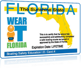 Florida Boating Course Online Boat Safety Course